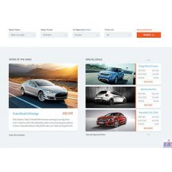 THE AUTO TRADER: ONLINE CAR MARKETPLACE