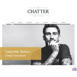 THE CHATTER: NEWS PORTAL & BLOG