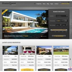 THE HOME QUEST: ONLINE PROPERTY MARKETPLACE