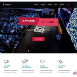 THE KEYNOTE: ANY EVENTS COMPANY WEBSITE