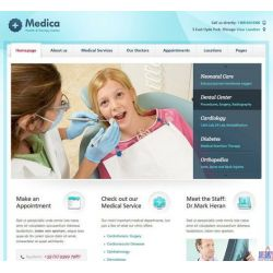THE MEDICA: DOCOTR'S WEBSITE