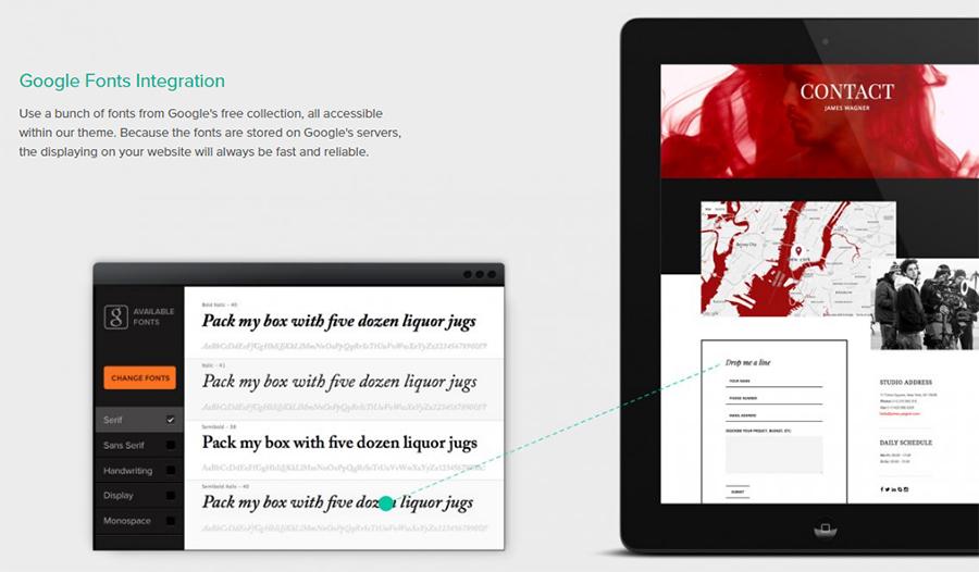 THE REEL STORY: VIDEO PORTFOLIO WEBSITE Wordpress Website Development